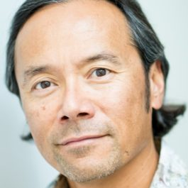 Howard Chang headshot