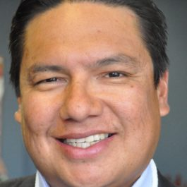 Deputy Grand Chief Derek Fox headshot