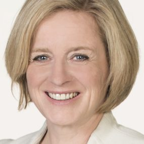 Honourable Rachel Notley headshot