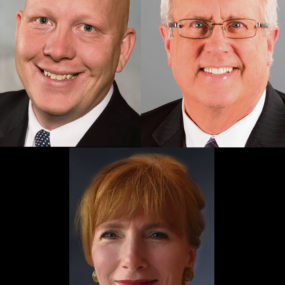 National Zero Waste Council Canada Team: Greg Moore, Malcolm Brodie, Heather Schoemaker headshot